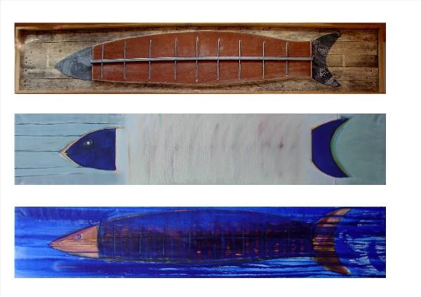 FISH (triptych)2008
