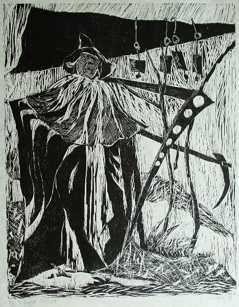 THE SCARECROW-1987