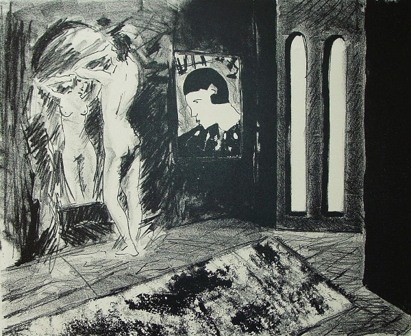 PICASSO'S ROOM<br> 1986