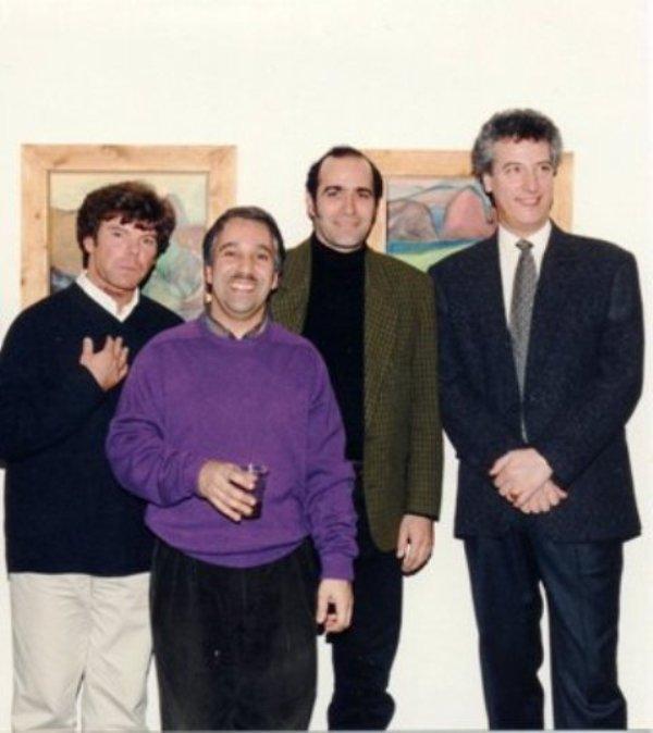 PAUL COLE, JOHN APEITOS, STAVROS KOTSIREAS, PETER MARIO KATONA