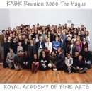 Royal Academy of Fine Arts reunion 2000