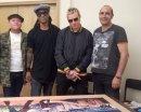 Keith Flint, Keith Palmer,  Liam Howlett, Stavros Kotsireas
