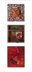 TOYS and MEMORIES I (triptych)  2011
