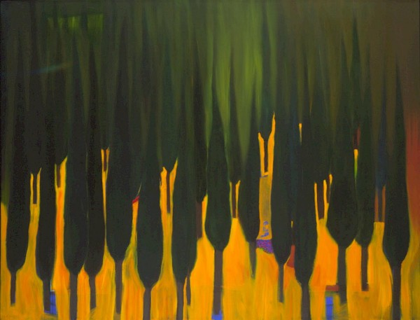 SCENTS OF CYPRESSES-2003