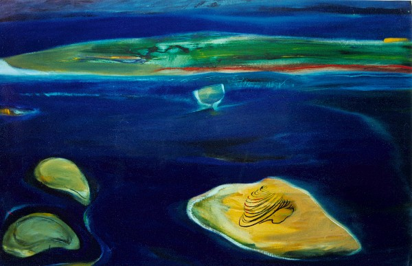 TRANQUILLITY OF THE SEA<br> 1994