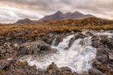 The Black Cuillin, Isle of Skye, Scotland