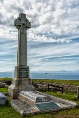 Flora MacDonald's Grave, Kilmuir, Trotternish, Isle of Skye