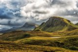 Gathering Storm at the Quirang, Isle of Skye, Scotland