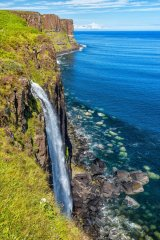 Kilt Rock, Trotternish, Isle of Skye, Scotland