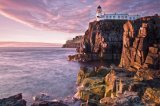 Lighthouse Rock, Neist Point, Isle of Skye, Scotland