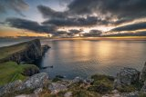 Neist Point Sunset (2), Isle of Skye, Scotland