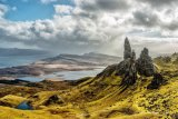 The Old Man of Storr, Trotternish, Isle of Skye, Scotland