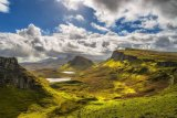The Quirang, Trotternish, Isle of Skye, Scotland