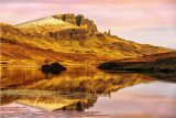 The Storr Reflected, Trotternish, Isle of Skye, Scotland