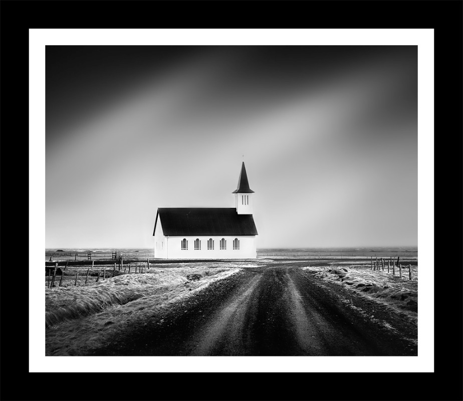 Gone to Church in Iceland