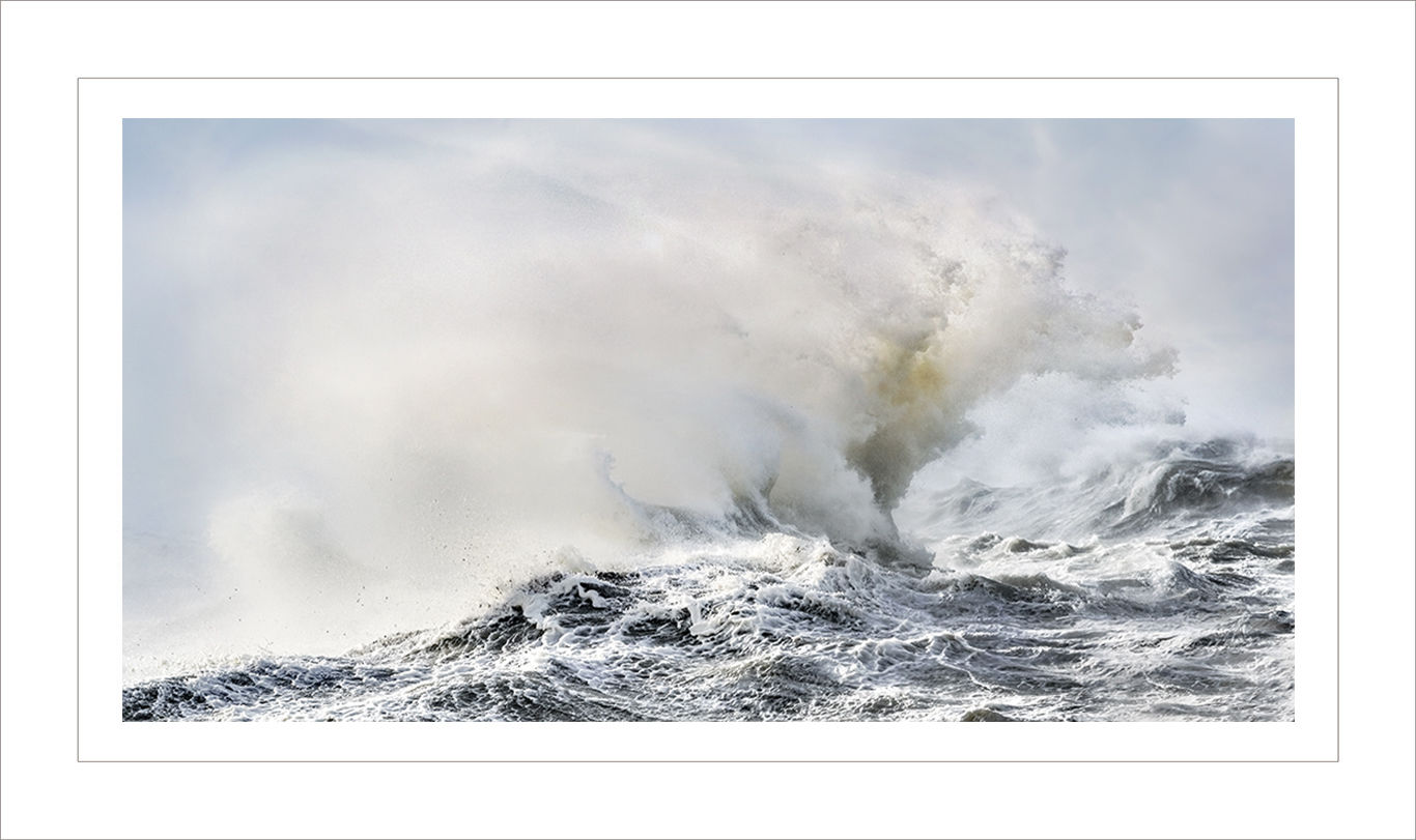 Lighting The Wave