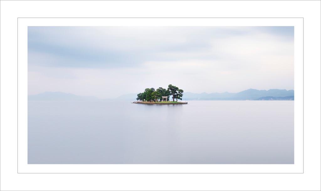 Matsue Island Panorama