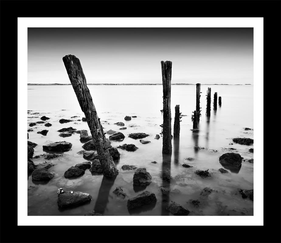 Seasalter Groynes at Low tide