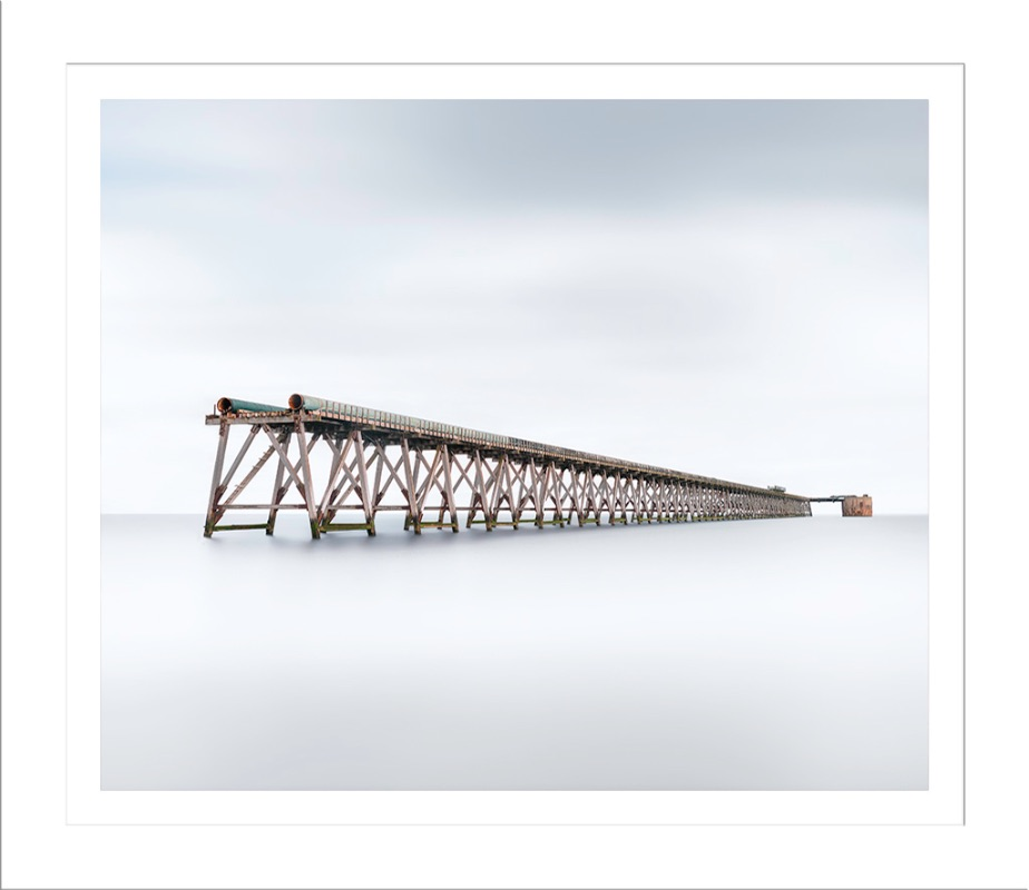 Steetly Pier