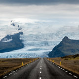 Road to the Glacier