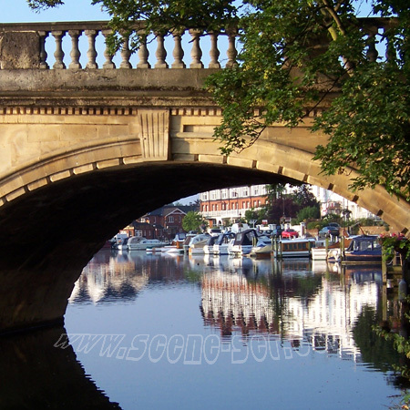 bridge henley-on-thames