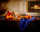 Vanitas With Fruit