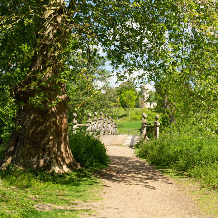 Footpath to the Folly