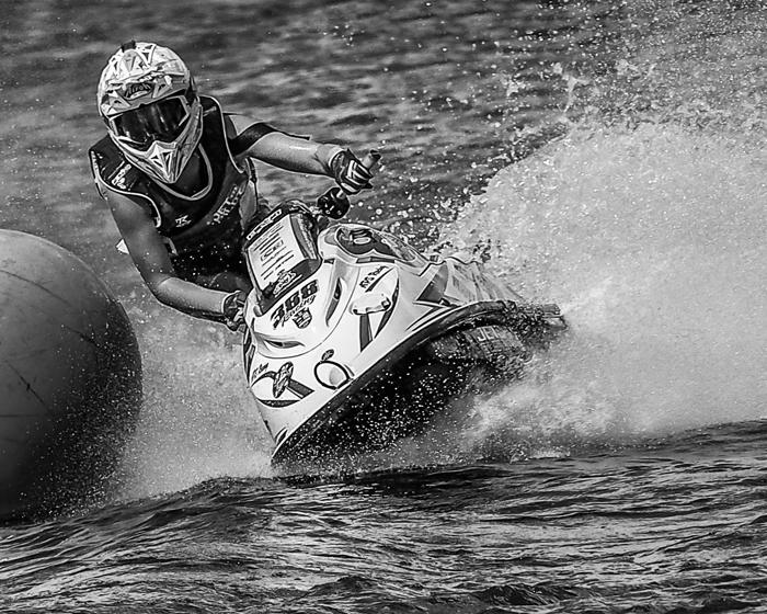 JetSki Racer.