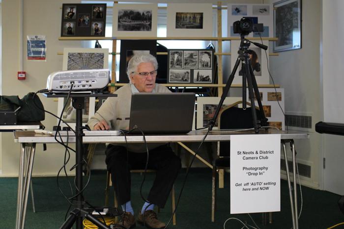 Jim Kevern Demonstrating Faststone Editing Software