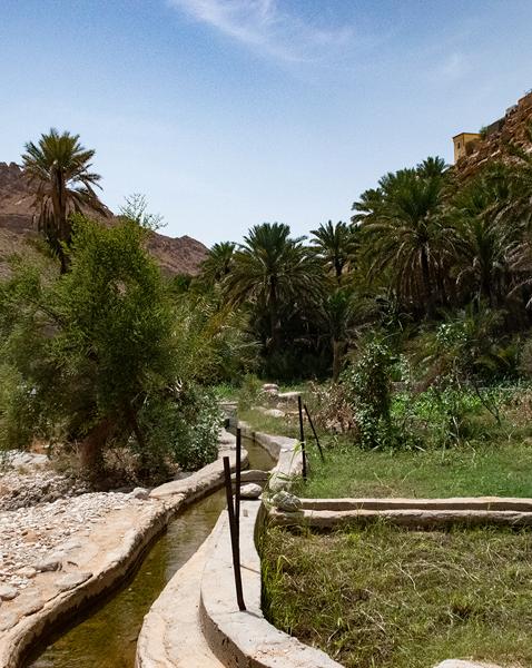 Falaj Irrigation System