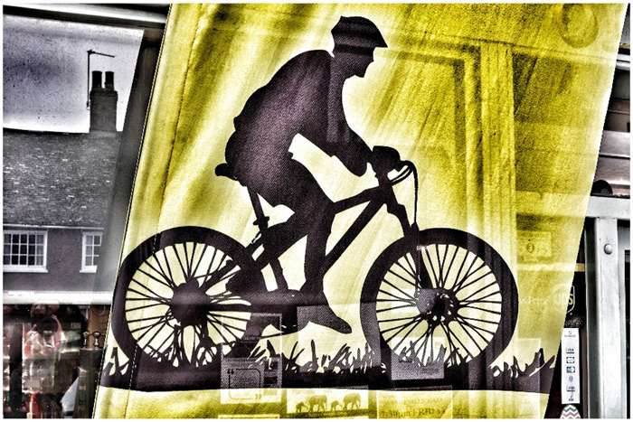 The Cyclist on Show