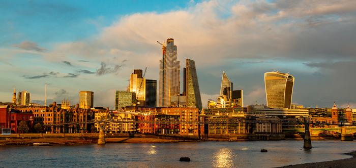 Late Light on London