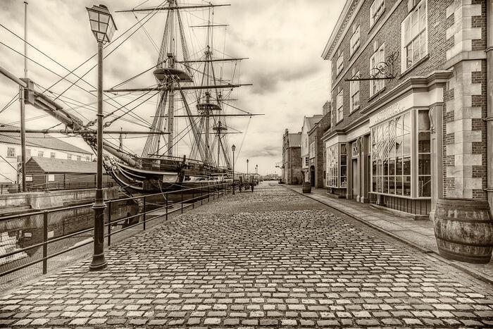 19th Century Quayside