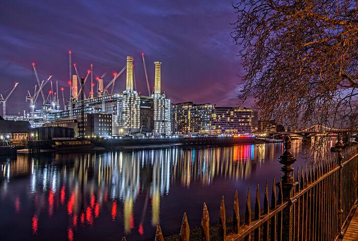 Battersea Reflections