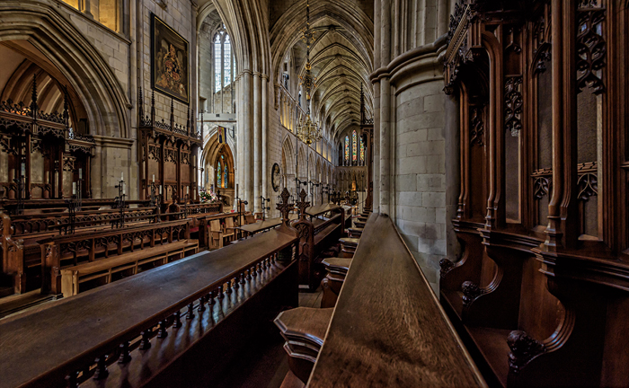 Cathedral Choir Southwark