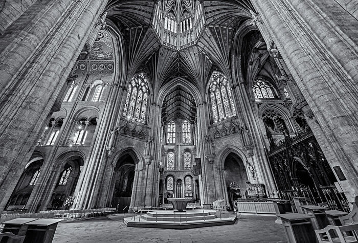 Ely Catherdral Octagon