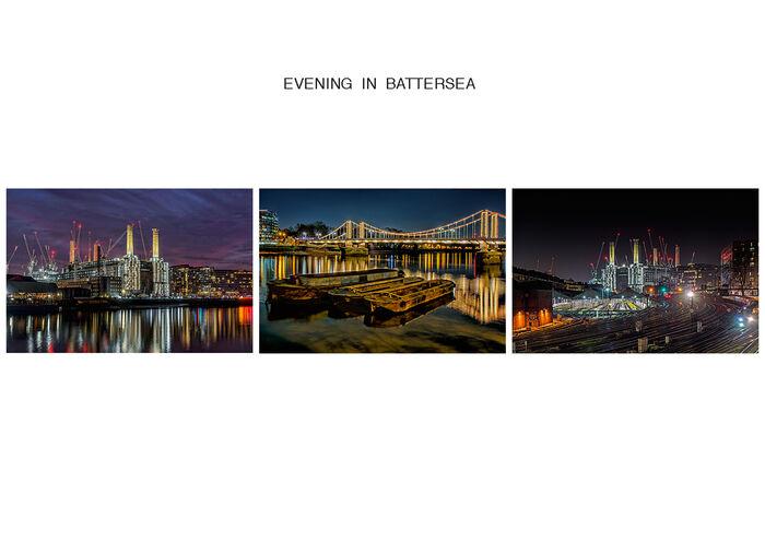 Evening in Battersea