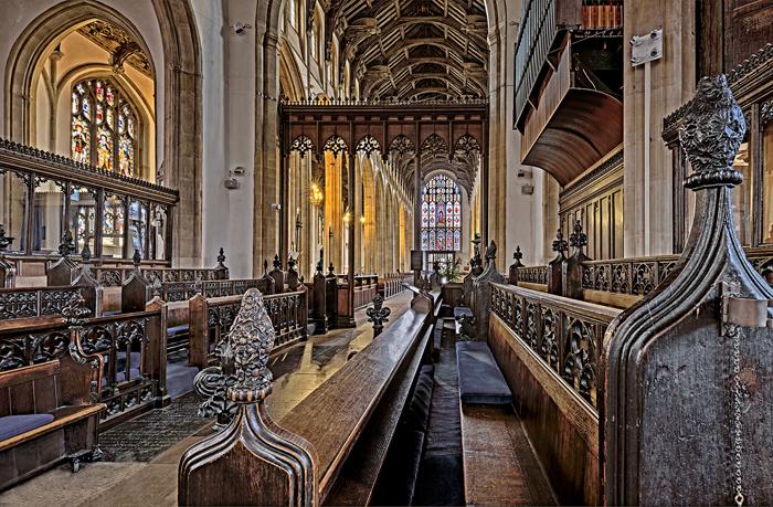 St Mary's Choir Bury