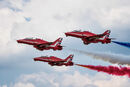 Red Arrows Airborne