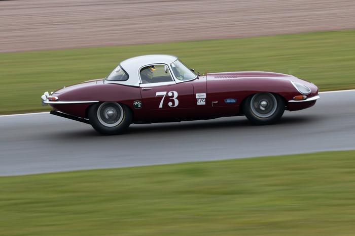E-Type Jaguar 73