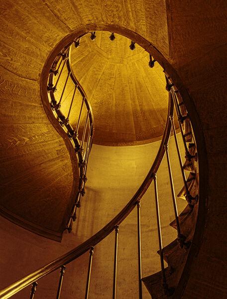 The Spiral Stairway