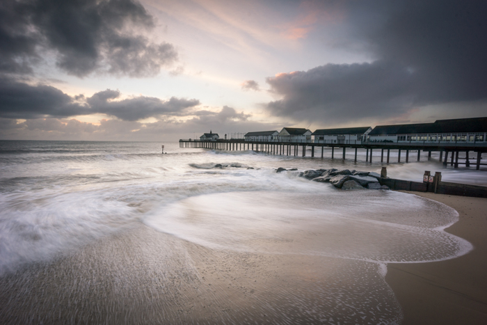 Dawn at Southwold Pier