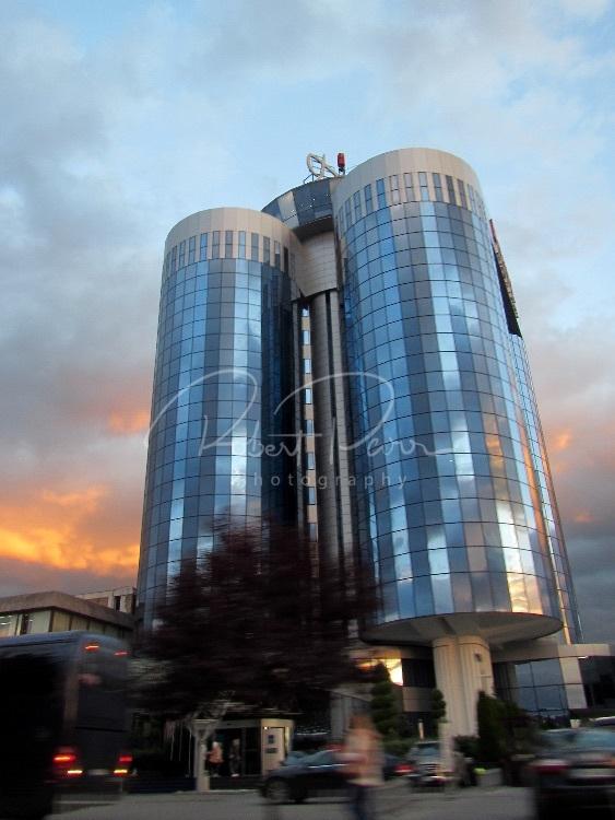 oslobodenje building