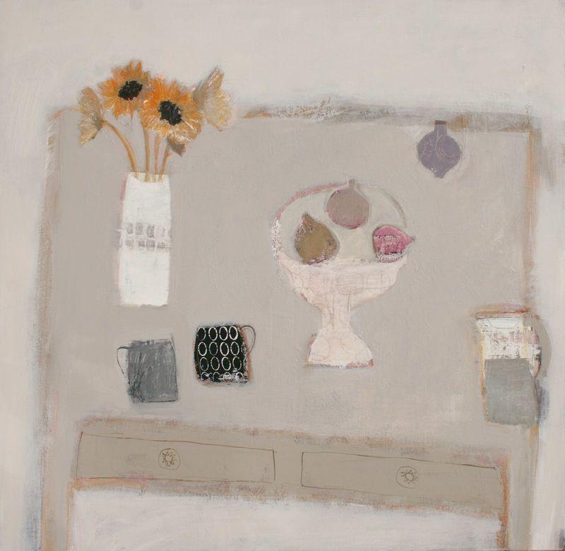 Sunflower Table