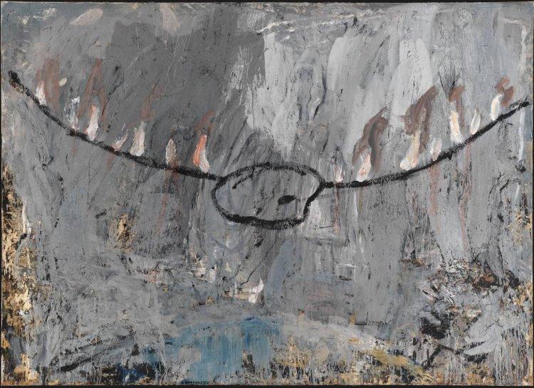 Palette 1981 Anselm Kiefer