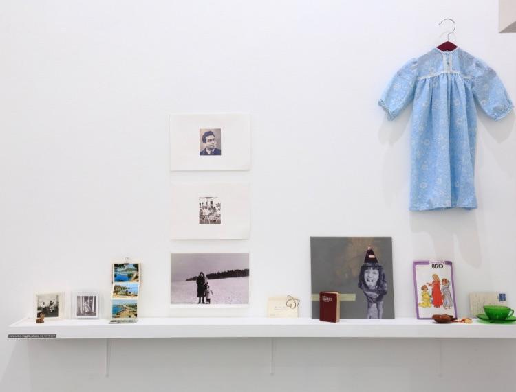 OFS GALLERY - contextual installation