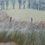 Winter scene, from west highland way