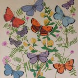 Butterflies, Broom and Vetch