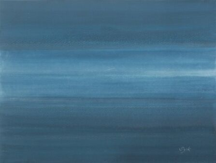 blue flowing 2