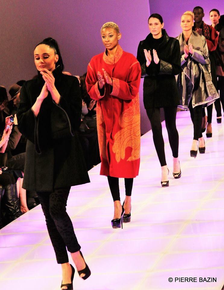New York Fashion Week - Y By Yasmine